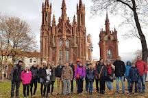 Vilnius with Locals Tours|Vilnius Free Tour, Vilnius, Lithuania