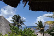 Maya Chan Beach, Mahahual, Mexico