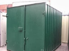 Shipping Containers & Anti-Vandal Offices - New & Second Hand - Knowsley