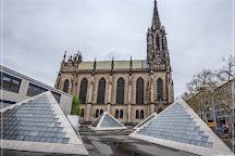 Offene Kirche Elisabethen, Basel, Switzerland