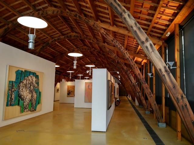 Nau Gaudí - Consorci Museu d'Art Contemporani de Mataró