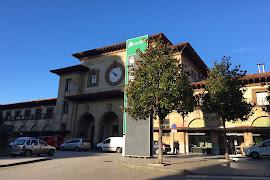 Железнодорожная станция  Oviedo