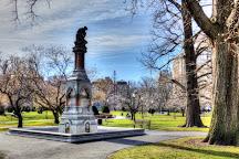 Ether Monument, Boston, United States
