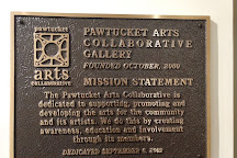 Blackstone Valley Visitor Center, Pawtucket, United States