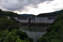 Origawa Dam, Ena, Japan
