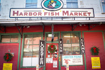 Harbor Fish Market, Portland, United States