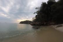 Grumixama Beach, Ilha Grande, Brazil