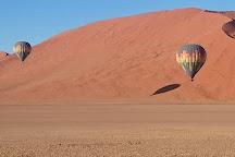 Namib Sky Balloon Safaris, Sesriem, Namibia