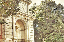 Monumento a Trilussa, Rome, Italy