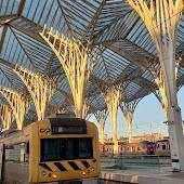 Station  Lisboa   Oriente