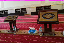 Khadija Baghlaf Mosque, Jeddah, Saudi Arabia