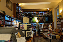 Globe Bookstore and Cafe, Prague, Czech Republic