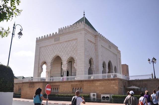 Mausoleum of Mohammad V