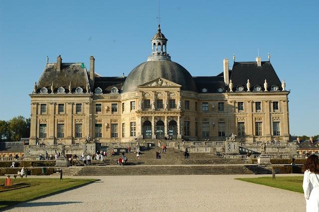 Vaux-le-Vicomte Château