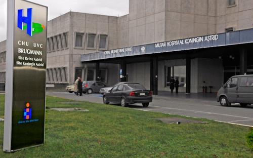 Hôpital Militaire Reine Astrid