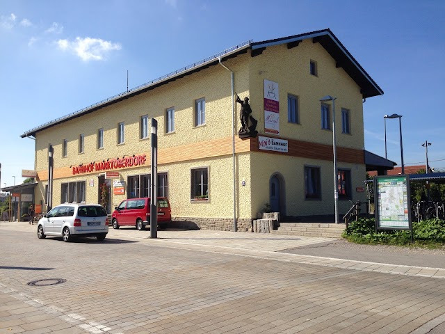 Bahnhof Marktoberdorf