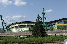 Estadio de Alvalade, Lisbon, Portugal