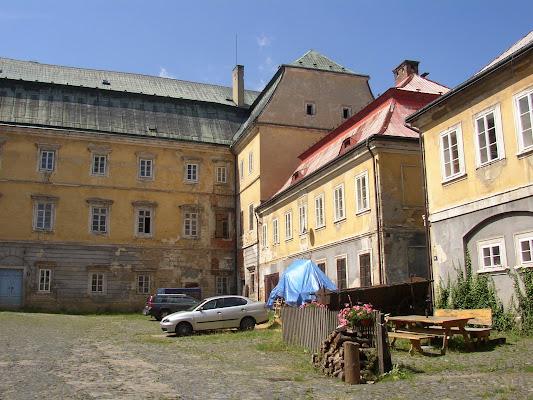 Ubytování na Zámku Česká Kamenice