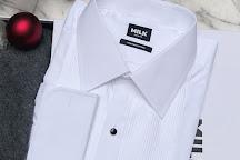 MILK Shirts, Hong Kong, China