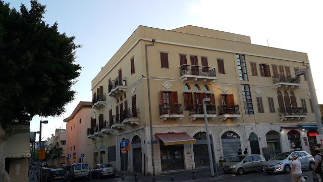 Old Jaffa Apartments Hôtel