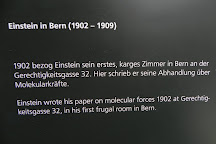 Einstein House (Einsteinhaus), Bern, Switzerland