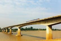 Thai-Lao Friendship Bridge, Vientiane, Laos