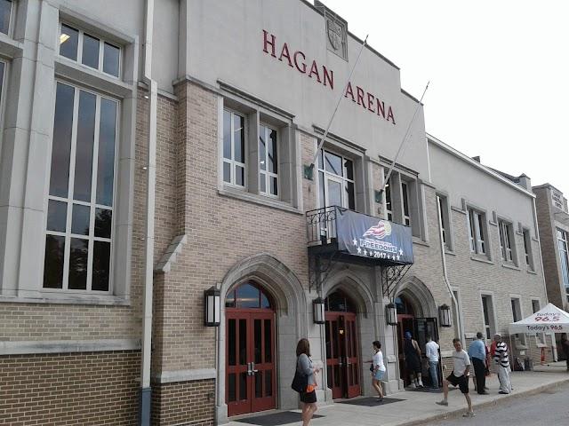 Michael J. Hagan Arena