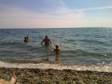 Пляж Криница
