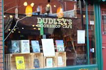 Dudley's Bookshop Cafe, Bend, United States
