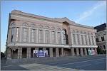 Большой концертный зал им. С.Сайдашева, улица Карла Маркса на фото Казани