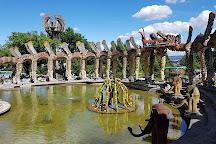Skulpturenpark Bruno Weber, Spreitenbach, Switzerland
