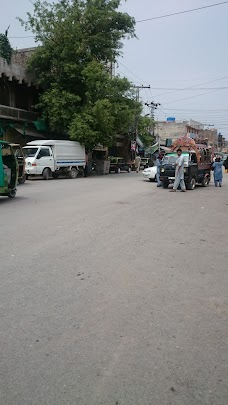 Taxi Stand Haroon Chowk