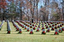 Quantico National Cemetery, Quantico, United States