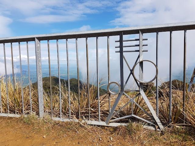 Mount Te Aroha Summit & Broadcast Tower
