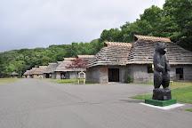 Sangaitaki Park, Date, Japan