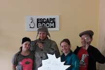Escape Boom, Liberec, Czech Republic