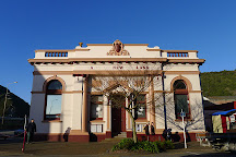 Left Bank Art Gallery, Greymouth, New Zealand