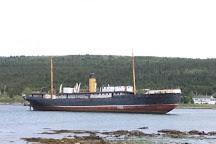 SS Kyle, Harbour Grace, Canada