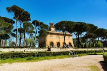 Piazza di Siena, Rome, Italy