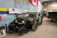 The Ontario Regiment RCAC Museum, Oshawa, Canada