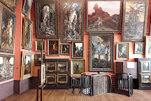 Musee Gustave Moreau, Paris, France