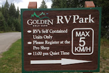 Golden Golf Club, Golden, Canada