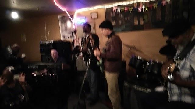 Franklin Bell's Blues Workshop