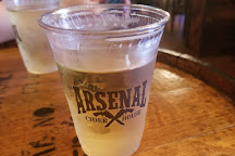 Arsenal Cider House & Wine Cellar, Pittsburgh, United States