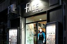 Face Shop, Naples, Italy