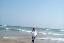 Bheemunipatnam Beach, Visakhapatnam, India