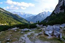 Vrsic Pass - Julian Alps, Kranjska Gora, Slovenia