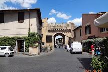 Porta Settimiana, Rome, Italy