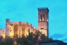 Santa Maria de Manresa, Manresa, Spain