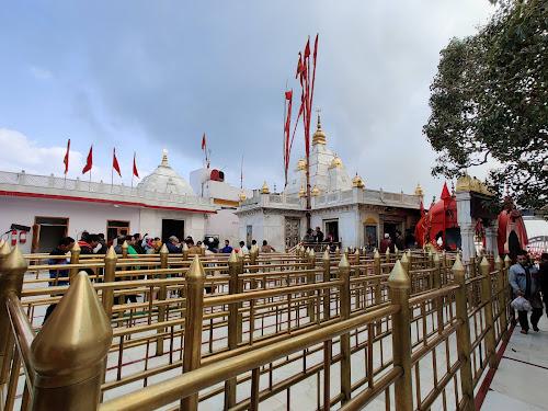 Mahishmardini Shaktipeeth Shri Naina Devi Temple